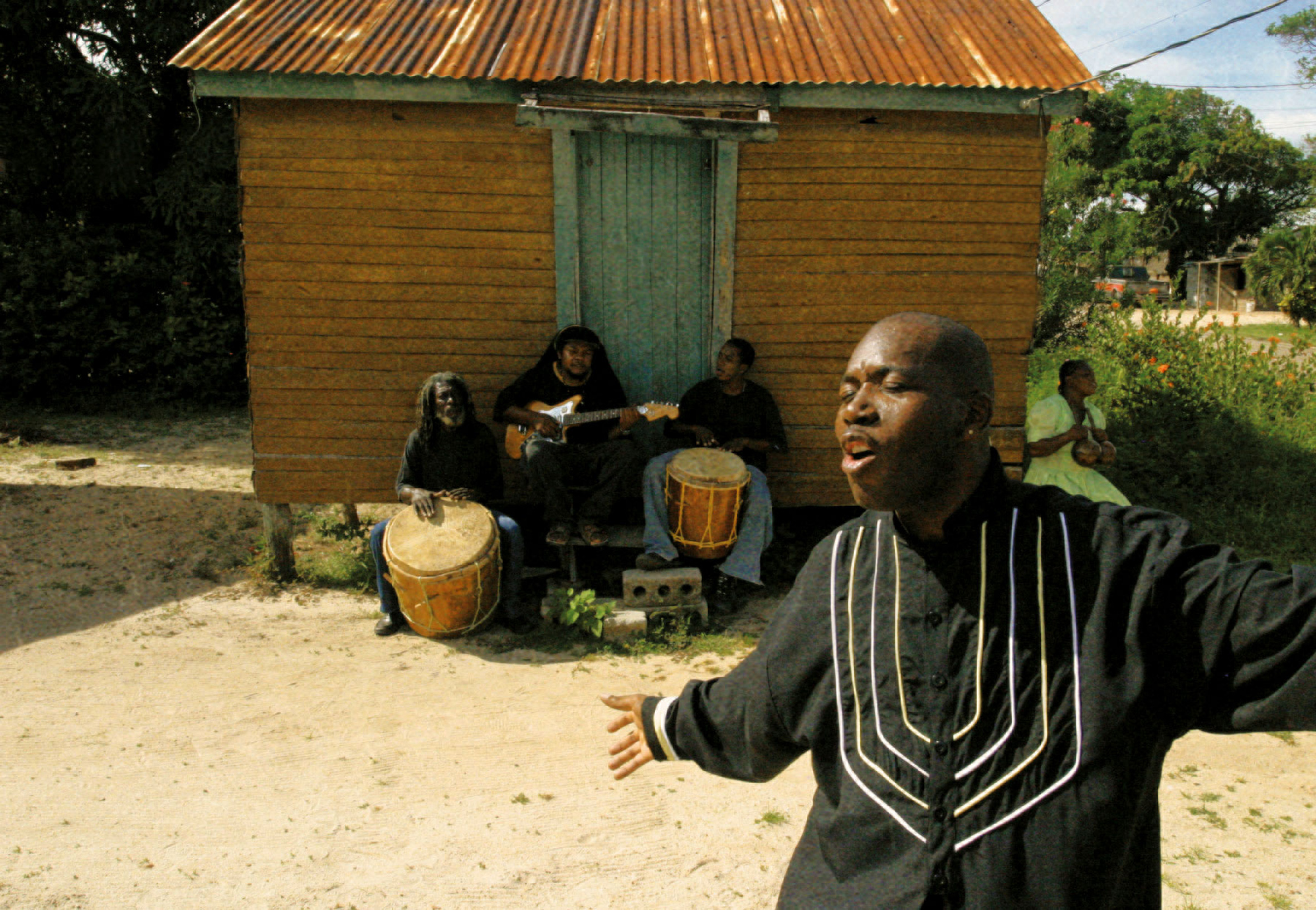 Garifuna Collective House